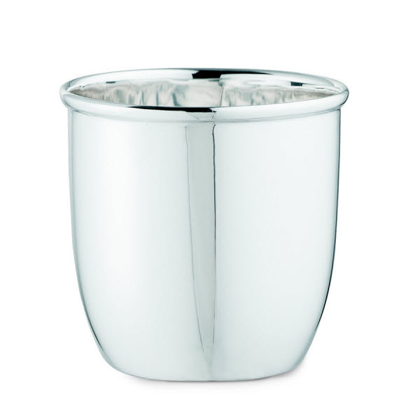 Silver Simple Cup